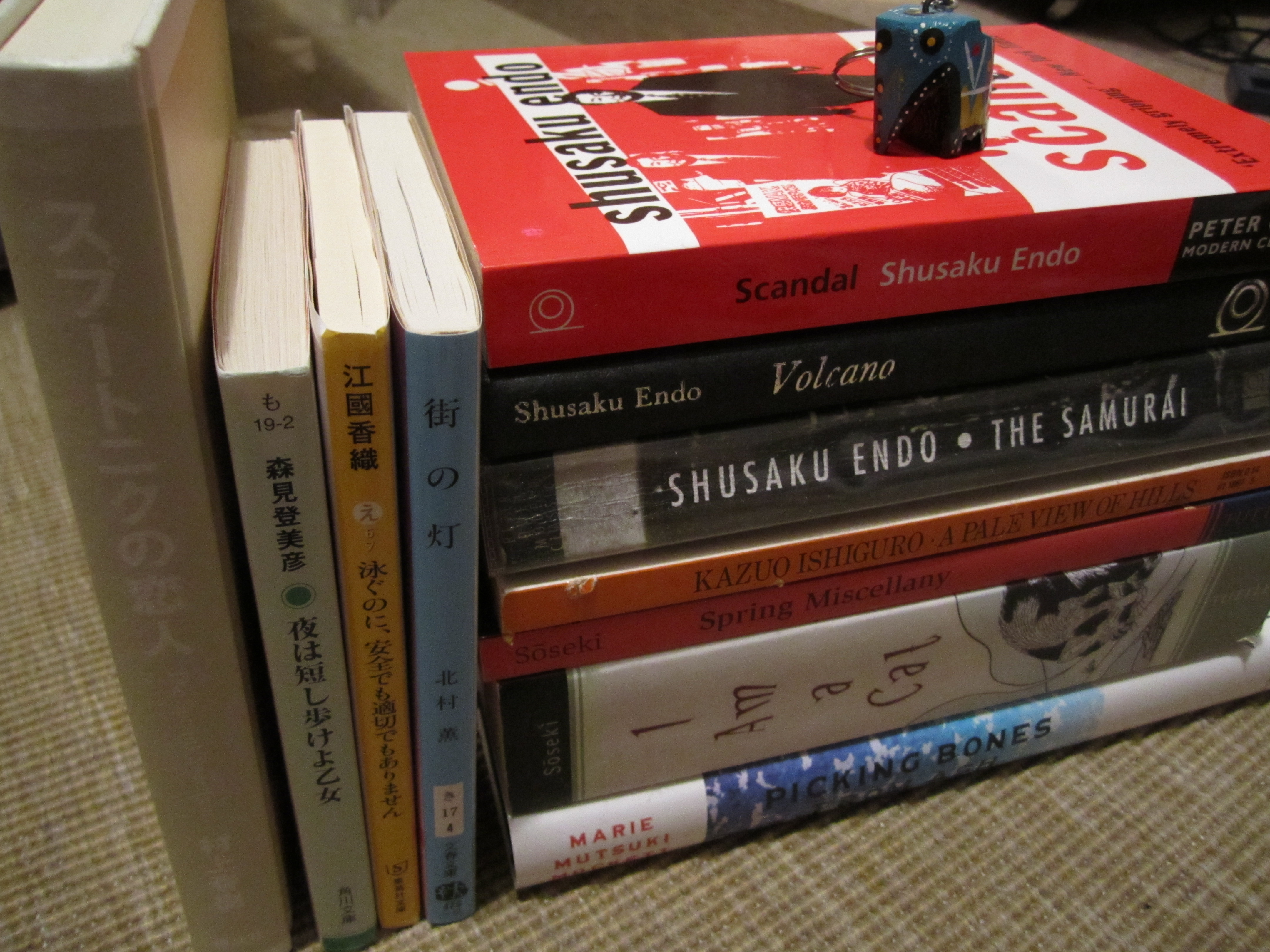 the meaning of silence shusaku endo s The recipient of the 1966 tanizaki prize, silence is shusaku endo's most highly acclaimed work and has been called one of the twentieth century's finest novels as empathetic as it is powerful, it is an astonishing exploration of faith and suffering and an award-winning classic.