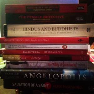 Books March 1