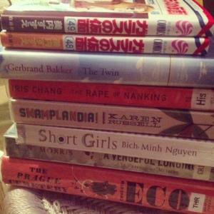 Books March 2